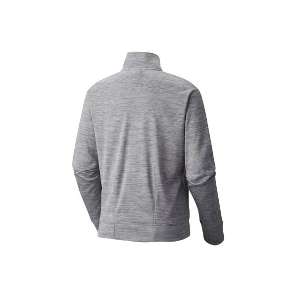 Women Mountain Hardwear SnowChill™ Long Sleeve Heather Steam Outlet Online