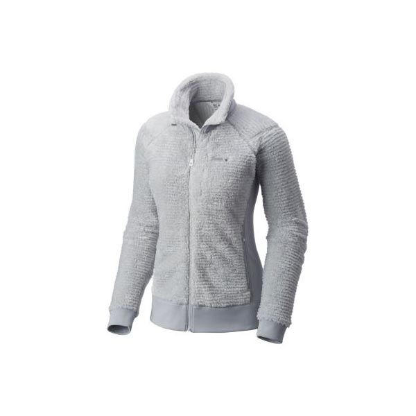 Cheap Mountain Hardwear Women Grey Ice, Steam Monkey Woman™ Jacket Online