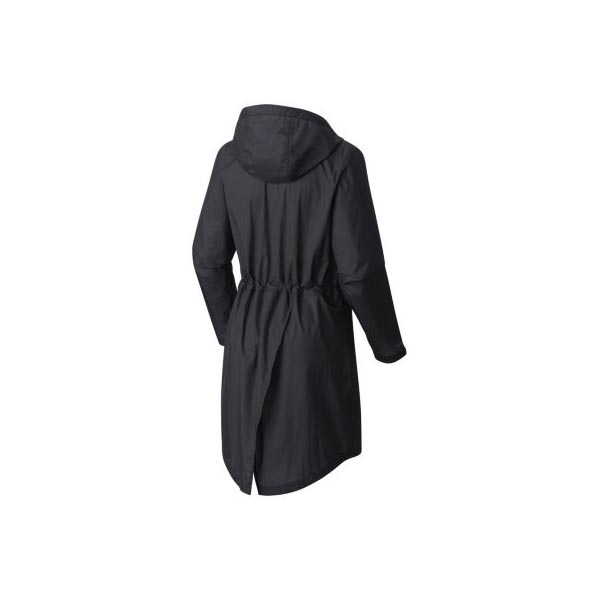 Mountain Hardwear StudioGrand™ Stow Away Parka Women Black Outlet Store