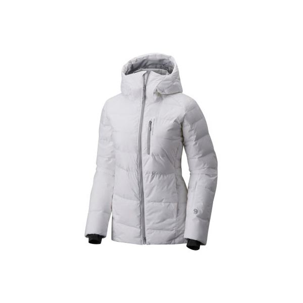 Cheap Mountain Hardwear Women White Snowbasin™ Down Jacket Online