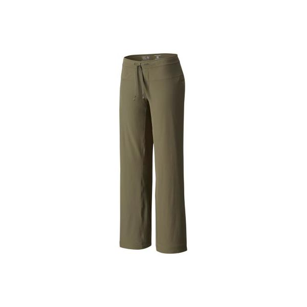 Mountain Hardwear Women Yumalina™ Pant Stone Green  On Sale