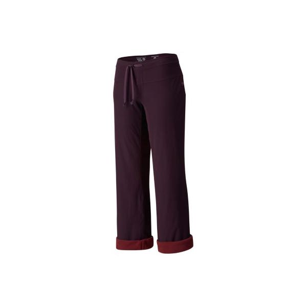 Mountain Hardwear Yumalina™ Pant Women Dark Tannin   Outlet Store