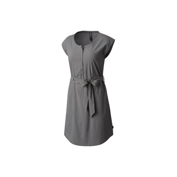 Mountain Hardwear Citypass™ Travel Dress Women Manta Grey Outlet Store