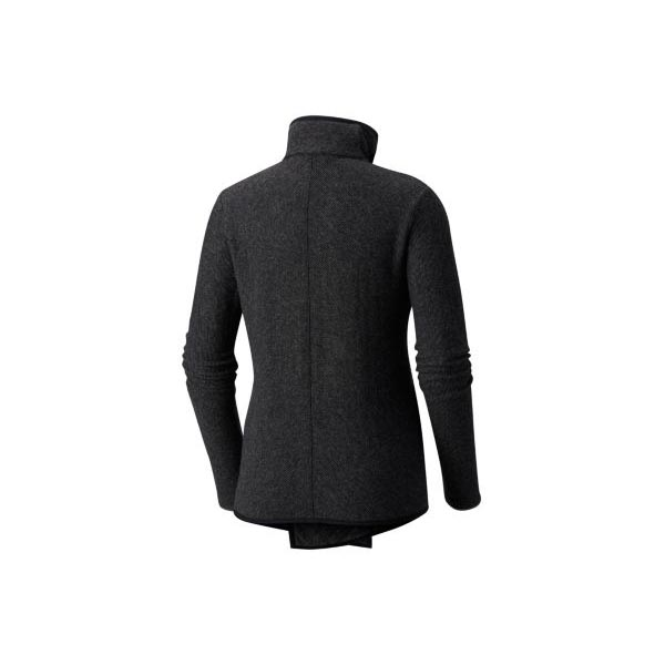 Mountain Hardwear Women Sarafin™ Wrap Sweater Black On Sale