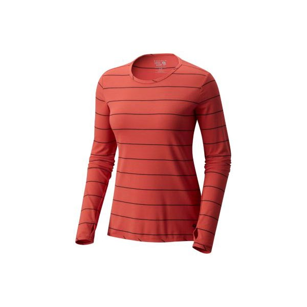 Mountain Hardwear Women Everyday Perfect™ Long Sleeve Crew Crab Legs On Sale