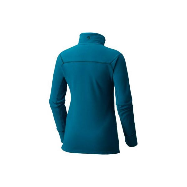 Mountain Hardwear Women Microchill™ 2.0 Zip T Sea Level  On Sale
