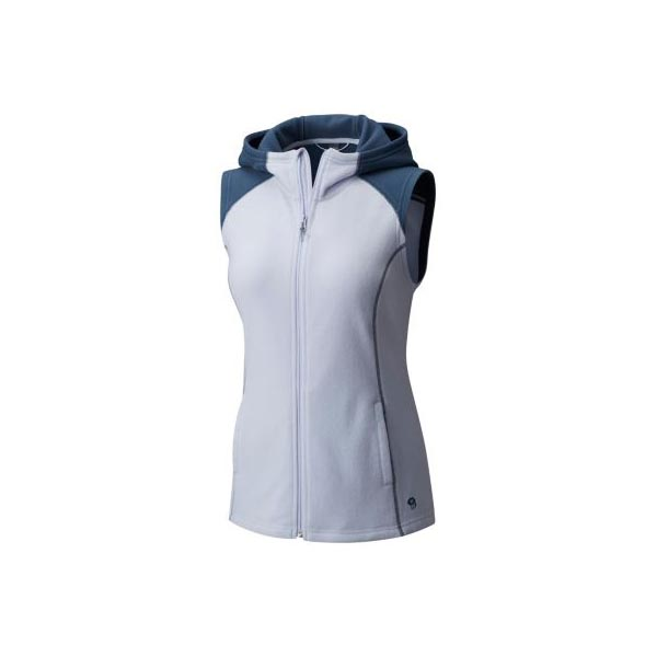 Women Mountain Hardwear MicroChill™ Hooded Vest Atmosfear Outlet Online